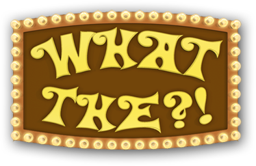 What The?! Logo